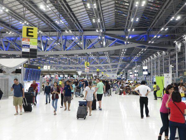 スワナンプーム国際空港