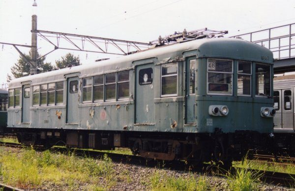 デハ3501
